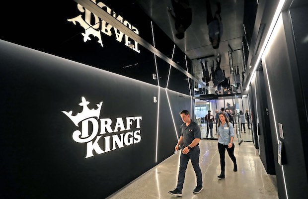 DraftKings Appears Close To Buying Online Gambling Company