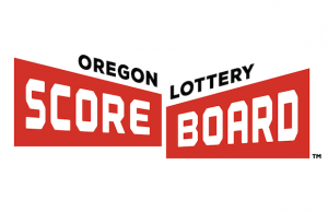 Oregon Lottery Scoreboard