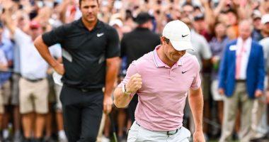 PGA Tour official data