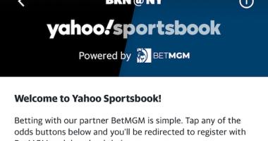 Yahoo sportsbook 2019