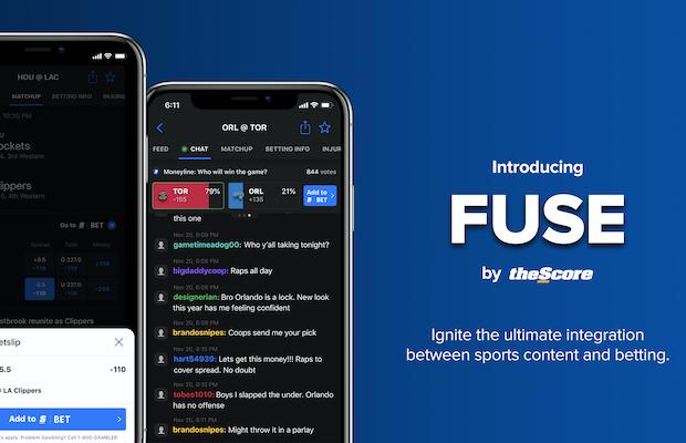 theScore Fuse