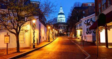 Maryland sports betting legalization