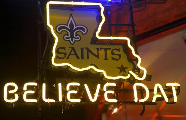 Taruhan olahraga Louisiana