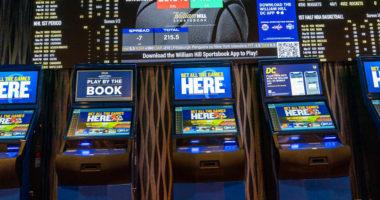 DC sports betting